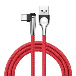 Baseus CATMVP-E09 Mobile Game Cable Type-C, 2m - Red
