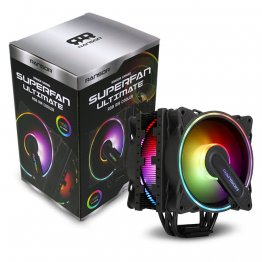 RANSOR Gaming Superfan Ultimate RGB Air Cooler