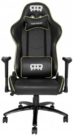 RANSOR Gaming Legend Chair - Black/Yellow - RNSR-GC-LNGD-NY