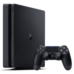 Sony PlayStation 4 - 1TB Black CUH2116B + Spiderman + 2 Games - Warranty provided by Ashrafs
