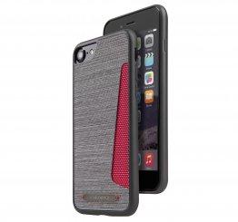 Viva Madrid Atleta for iPhone 7 Card Case - Gray