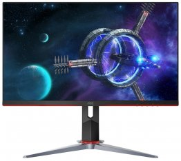 "AOC Q27G2 27"" 1440p QHD  144Hz 1ms VA Flat Gaming Monitor"