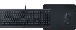 Razer Level Up Bundle 3 in 1 Gaming Keyboard/Gaming Mouse/Mouse Pad
