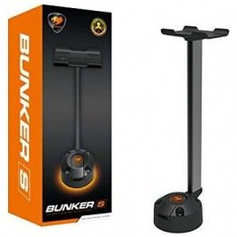 Cougar Bunker S CG-HB-BUNKER S-BLK Vacuum Headset Stand