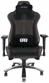 RANSOR Gaming Freedom Chair -Black/Red - RNSR-GC-FRDM-NR
