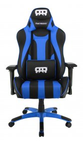 RANSOR Gaming Hero Chair - Black/Blue - RNSR-GC-HERO-NB