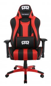 RANSOR Gaming Hero Chair - Black/Red - RNSR-GC-HERO-NR