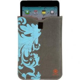 GAIAM iPad Mini Blue Filigree Simple Sleeve - OS777