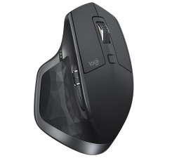 Logitech MX Master 2S Mouse Graphite wireless - 910-005139