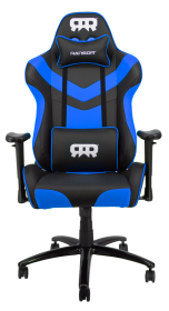 RANSOR Gaming Power II Chair - Black/Blue - RNSR-GC-PII-NB