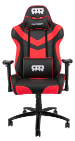 RANSOR Gaming Power II Chair - Black/Red - RNSR-GC-PII-NR