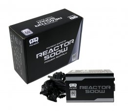 RANSOR Gaming Reactor 500W Power Supply