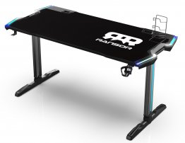 RANSOR Gaming Space RGB Desk Standard  - RNSR-GD-SRGB-STD