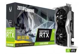 Zotac GeForce RTX 2060 Super Mini 8GB GDDR6 256-bit Gaming Graphics Card - ZT-T20610E-10M