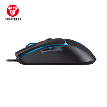 FANTECH VX7 CRYPTO GAMING MOUSE BLACK
