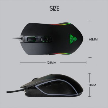 Fantech X9 THOR PRO Gaming Mouse