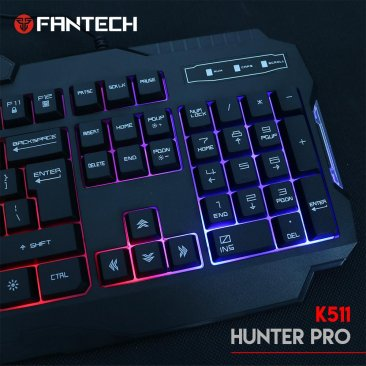 Fantech K511 Hunter Gaming Keyboard