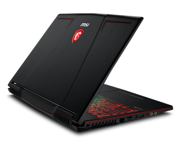 MSI GP63 Leopard 8RE Intel Coffee lake i7-8750H, 16GB DDR4 RAM, Ultra slim 15.6'' FHD,  GTX 1060 6GB GDDR5, 128GB SSD +1TB (SATA) 7200rpm, Windows 10 Home Gaming Laptop, 1 Year Warranty