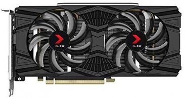 PNY GeForce GTX 1660 Ti 6GB XLR8 Gaming Dual Fan Overclocked Edition Graphics Card