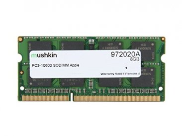 Mushkin Enhanced 16GB (2x8GB) PC3-10600 SODIMM 9-9-9-24 1.5V - 977020A