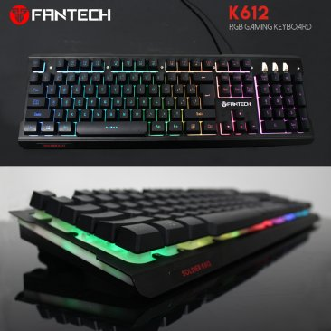 Fantech Soldier K612 RGB Gaming Keyboard
