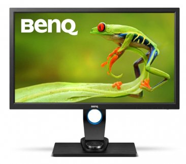 BenQ SW2700PT PhotoVue 27 inch QHD 1440p Photography Monitor | Hotkey Puck for Efficiency AQCOLOR Technology for Accurate Reproduction
