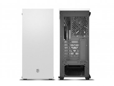 Deepcool Macube 310P Mid Tower Case - White