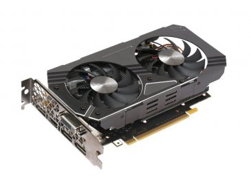 Zotac GeForce GTX 1060 AMP 3GB PCI-E 3.0 GDDR5 Graphics Card - ZT-P10610E-10M