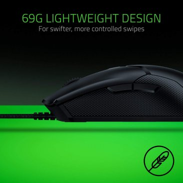 Razer Viper – Ambidextrous WIRED Gaming Mouse (RZ01-02550100-R3M1)