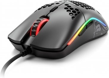 Glorious GO-BLACK Model O Gaming Mouse- Matte Black