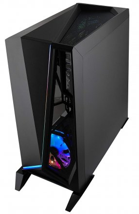 Corsair Carbide Series SPEC-OMEGA RGB Tempered Glass Mid-Tower ATX Gaming Case  - CC-9011140-WW