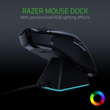 Razer Viper Ultimate Ambidextrous Wireless Gaming Mouse RZ01-03050100-R3G1