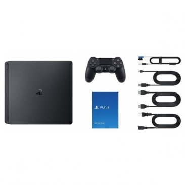 Sony Playstation 4 - 1 TERABYTE - 2 CONTROL + 3 CD PS4 - CU2116C3 - Service and Warranty by Ashrafs