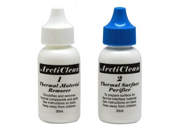 Arctic Clean Thermal Material Cleaner & Surface Purifier Kit