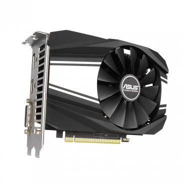 ASUS Phoenix GeForce GTX 1660 SUPER OC, PH-GTX1660S-O6G, 6GB GDDR6, DVI, HDMI, DP (90YV0DT0-M0NA00)
