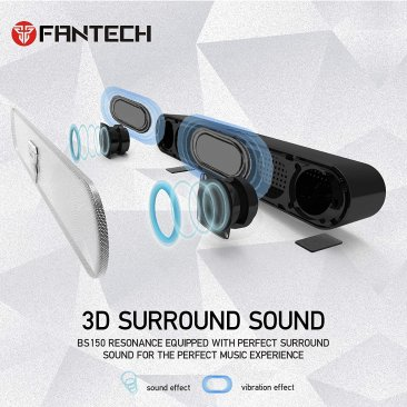 FANTECH Resonance BS150 Bluetooth Speaker