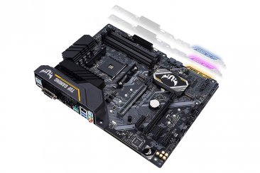 Asus TUF B450-PRO Gaming AM4 AMD B450 ATX Motherboard