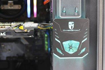 RANSOR Gaming Destoryer 5: AMD 2400G, NVIDIA GeForce GTX 1060 6GB, 8 GB  RAM, 1 TB HDD, 500W PSU, Windows 10 Home - 1 Year Warranty - RNSR-PC-D5-01