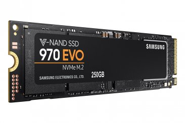 Samsung 970 EVO NVMe Series 250GB M.2 PCI-Express 3.0 x4 Solid State Drive (V-NAND)