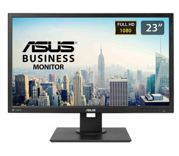 "ASUS BE239QLBH 23"" Full HD LED Flat Black computer monitor 90LM01W1-B02370"