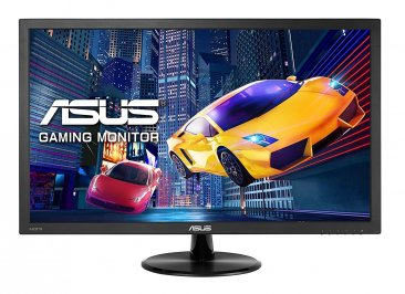 ASUS VP228HE 21.5-inch FHD (1920 x 1080) Gaming Monitor, 1ms, HDMI, D-Sub, Low Blue Light, Flicker Free, TUV Certified - Black