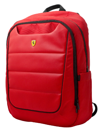 "Ferrari Scuderia Computer Backpack 15""- Red"