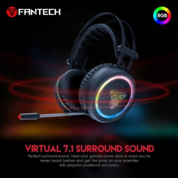 Fantech HG15 Captain 7.1 RGB Gaming Headset