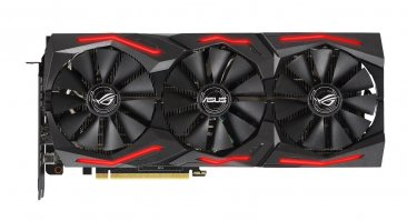 Asus ROG -STRIX-RTX2060S-A8G-Gaming  GeForce RTX 2060 SUPER 8GB GDDR6 Gaming Graphic Card