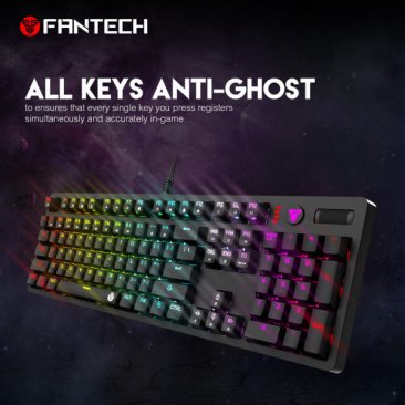Fantech MK851 Mechanical RGB Gaming Keyboard