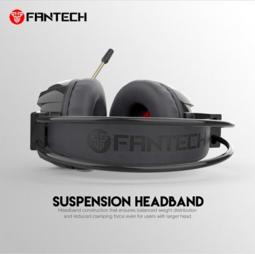 Fantech HG19 Pro 3.5mm Wired RGB Gaming Headset