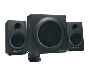 Logitech Z333 Multimedia 2.1 PC Speakers - 980-001201