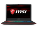MSI GP63 Leopard 8RE Intel Coffee lake i7-8750H, 16GB DDR4 RAM, Ultra slim 15.6'' FHD,  GTX 1060 6GB GDDR5, 256GB SSD +1TB (SATA) 7200rpm, Windows 10 Home Gaming Laptop, 1 Year Warranty