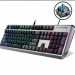 MOTOSPEED Wired Mechnical Keyboard RGB With Blue Switch- MOTO CK80 BLUE(6 Month Warranty)